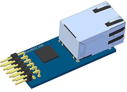 Amazon com: Digilent Pmod NIC100: Network Interface Controller