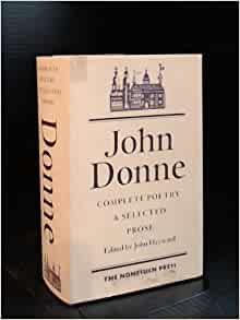 john donne selection Looking for the ideal john donne gifts come check out our giant selection of t-shirts, mugs, tote bags, stickers and more cafepress brings your passions to life with the perfect item for every occasion.
