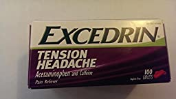 Excedrin® Tension Headache Caplets #100
