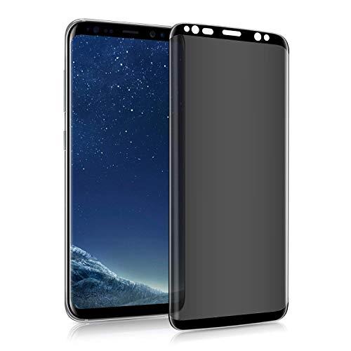 Samsung Galaxy Note 9 Privacy Screen Protector, Newspoint HD Privacy Screen Protector Replacement for Galaxy Note 9,Anti Spy,Anti-Scratch,Bubble Free (Black)
