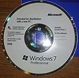 Microsoft Windows 7 Professional 32Bit English DVD Full Version SP1