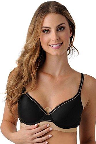 Belly Bandit - Don't Sweat-It Bra Liners, Absorbs Sweat & Keeps Skin Dry - Nude