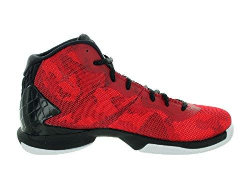 Nike Jordan Super.Fly 4 Zapatillas de baloncesto, Hombre Rojo - GYM RED/WHITE-BLACK-INFRRD 33