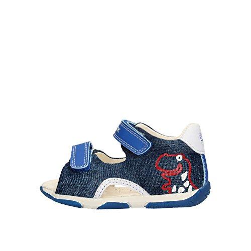 Geox B820XB Kid Blue 0PABC Sandalo Velcro OHqrOxpw