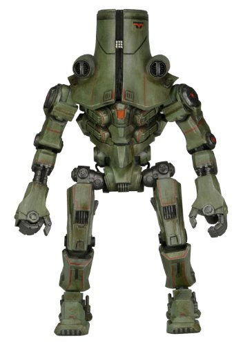 NECA PACIFIC RIM THE ESSENTIAL JAEGER CHERNO ALPHA 7 INCH DE