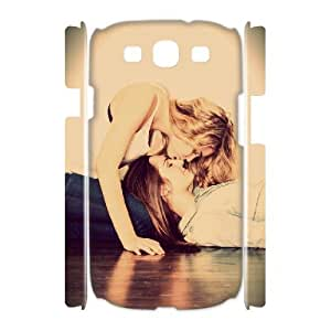 3D Lesbian Kiss. i FOUND LGBT ITEMS ITEMS for SALE HERE Samsung Galaxy S3 Cases, [White]