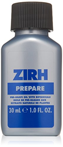 Zirh Prepare Botanical Pre Shave Oil product image