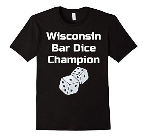 Wisconsin Bar Dice Champion - Shake for Shots