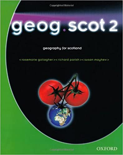 geog.scot: 2: Students' Book (Geog.S2)