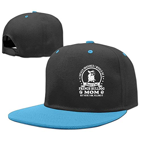 Caps béisbol Bulldog French Hip Hat Mom Hop RGFJJE Boy Gorras Baseball Girl xSqtw55UR