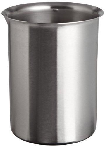 stainless steel beaker - 1