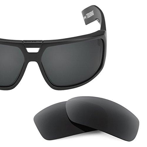 Verres de rechange pour Spy Optic Touring — Plusieurs options Polarisés Elite Noir