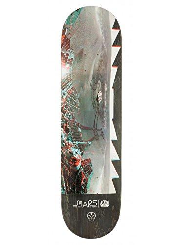 Deck De Skateboard Alien Workshop Embrace Mars Series - 8.25 Inch Noir (Default , )