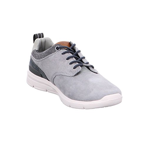 Pepe Jeans Herren Jayden 2.1 Sneaker Essentials, Bleu Grau