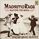 Magnetic Rags: Ragtime for Brass