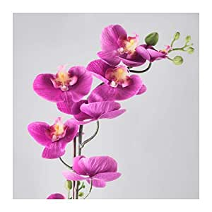 Lilac Orchid Artificial Flower HSL