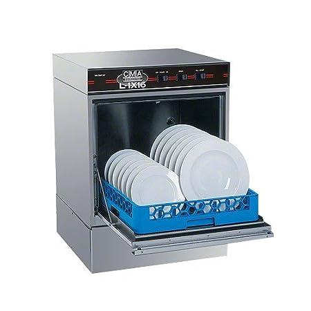 CMA L-1 X 16 bajo encimera lavavajillas baja temperatura 16 ...