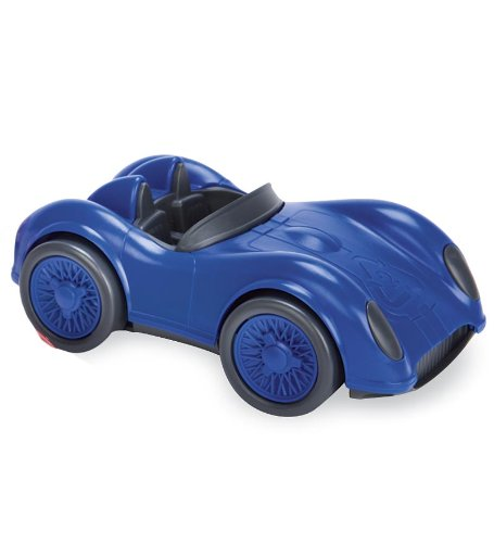 Green Toys Race Car - Blue ()
