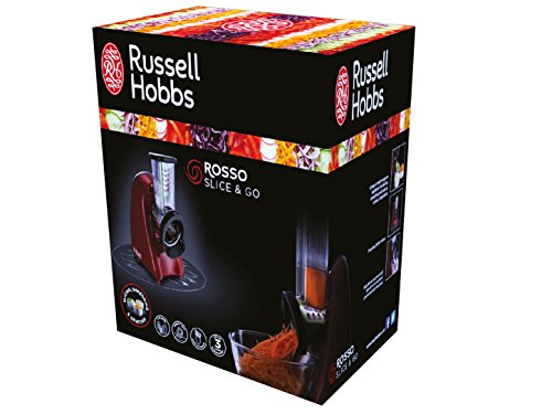 Russell Hobbs Desire 22280-56 Affettaverdure, 200 Watt, Nero 2