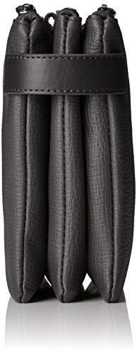 Piquadro , Herren Henkeltasche schwarz schwarz 24 cm