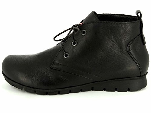 ... Think Menscha 87082-00 Damen Boots & Stiefeletten in Mittel Schwarz ...