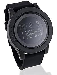 Fashion Digital Electronic Waterproof Military LED Sport Multifunction Wrist Quartz Watch Alarm