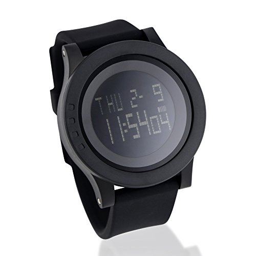Oct17 Fashion Digital Electronic Waterproof Military LED Sport Multifunction Wrist Quartz Watch Alarm