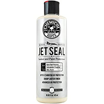 Chemical Guys WAC_118_16 JetSeal Anti-Corrosion Sealant and Paint Protectant (16 oz)