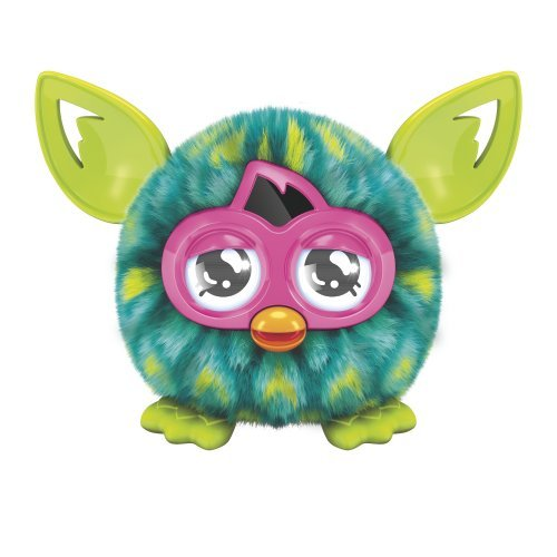 Furby Furbling Creature Peacock Feather by Furby