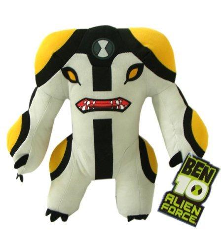 Ben 10 Alien Force 11 Inch Plush Figure - Plush Force