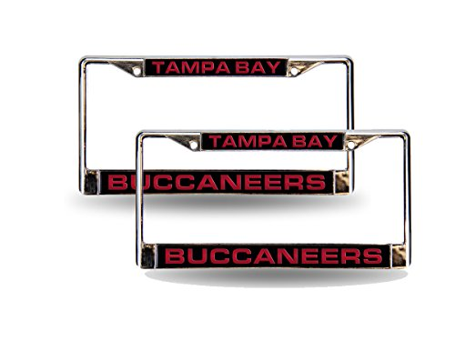 license plate frame buccaneers - 9