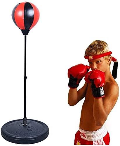 子供ボクシングパンチングスピードボールパンチバッグ、屋内と屋外のボクシングのスピードボール、テコンドーフィットネスボクシングサンドバッグ