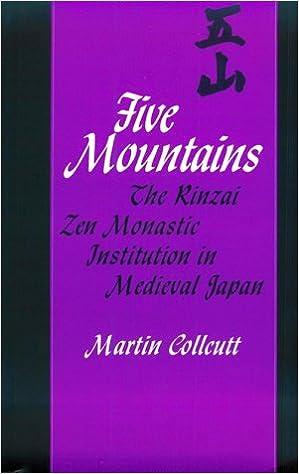 Collcutt Five Mountains cover art