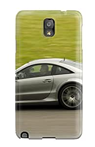 Snap-on Case Designed For Galaxy Note 3- Mercedes Sl65 Amg Black Series