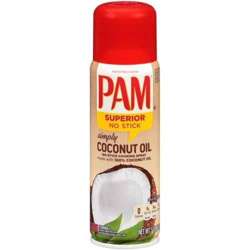 Pam Coconut Oil Cooking Spray, 5 Ounce -- 12 per case. by Pam GM Concepts