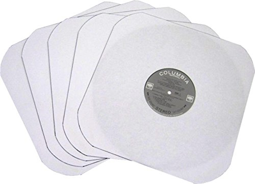 100-12-lp-album-white-paper-vinyl-record-sleeves-protectors-heavy-20-weight-paper-with-hole-for-view