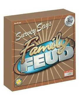 family feud board game 3rd edition - 1