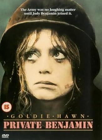 278f166fc27c Private Benjamin  DVD   1980   Amazon.co.uk  Goldie Hawn