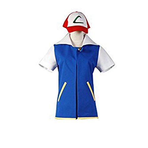 Ash Ketchum Jacket And