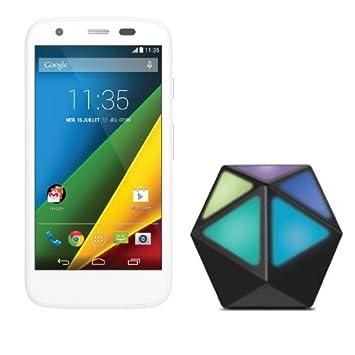 Motorola G LTE - Smartphone libre Android (pantalla 4.5