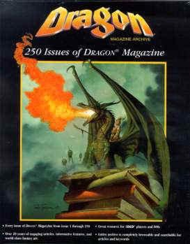 Dragon Magazine Archive (輸入版) B00002EIWS Parent