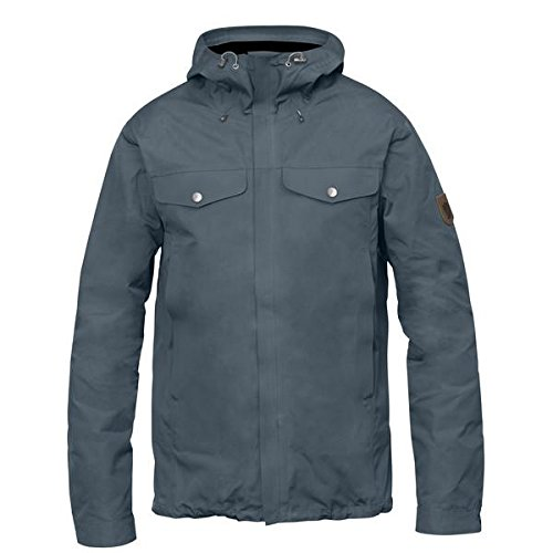 Fjallraven Mens Greenland Half Century Jacket Dusk XL