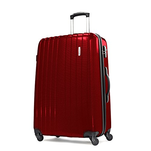 """Samsonite Carbon1 DLX 24"""" Expandable Spinner Luggage"""
