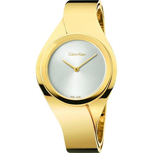 Calvin Klein Women s Quartz Watch K5N2M526