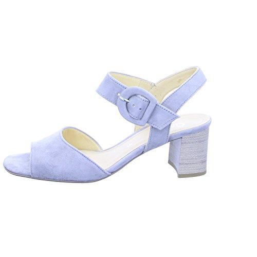 Gabor 8175219 - Sandalias de Vestir de Piel Para Mujer gris