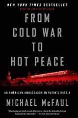 """NEW YORK TIMES BESTSELLER From the diplomat Putin wants to interrogate—and has banned from Russia—arevelatory, inside account of U.S.-Russia relations from 1989 to the present""""A fascinating and timely account of the current crisis in the rel..."""