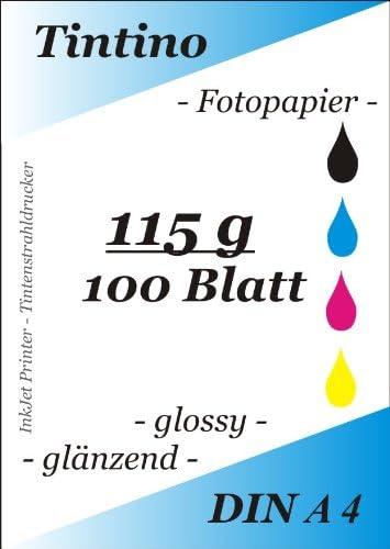 100 Mediarange Foto Papier 10x15 cm hochglanz 150g Tintenstrahl glossy DIN A6