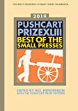 The Pushcart Prize XLIII: Best of the Small Presses 2019 Edition