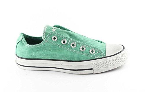 CONVERSE 133063C d duende verde unisex ct deslizamiento zapatos bajos elásticos Verde
