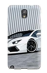 Gaudy Martinezs's Shop Best 3876402K90684848 New Arrival 2013 Wheelsandmore Lamborghini Aventador Case Cover/ Note 3 Galaxy Case